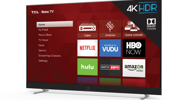 TCL C807