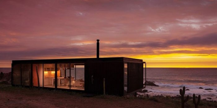 Modular Design Makes For One Incredible Beach House Geartide