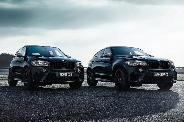 BMW X6 M X5 M BlackFire Edition
