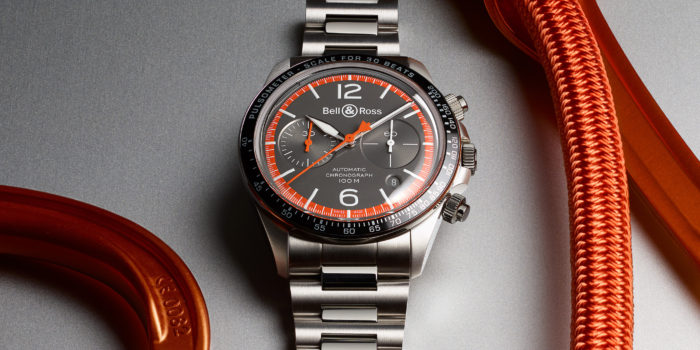 Bell & Ross Sea Rescue Watch