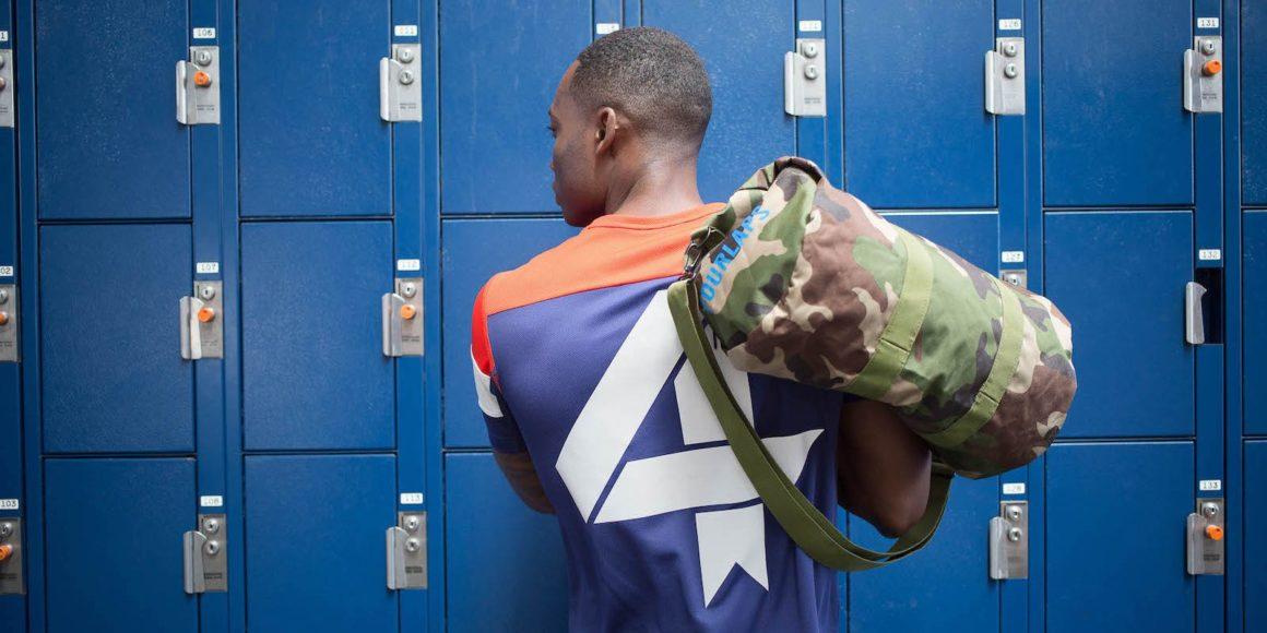 Fourlaps Signature Duffel Bag