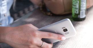 Peel Samsung Galaxy S8