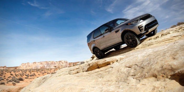 Land Rover Experience Moab-Utah