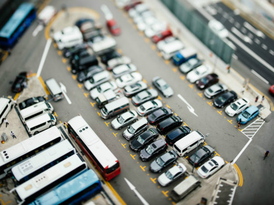 Google maps parking app