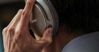 Bose Quiet Comfort 35 II Google Assistant
