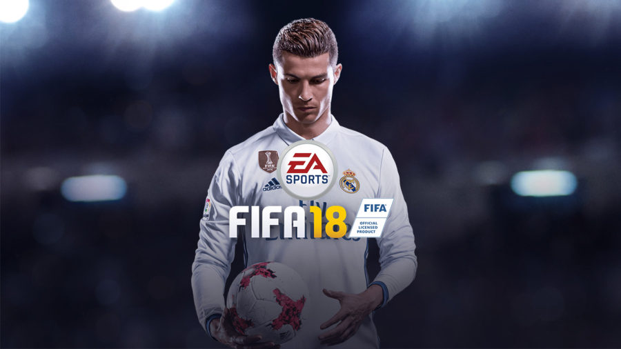 FIFA 18 game