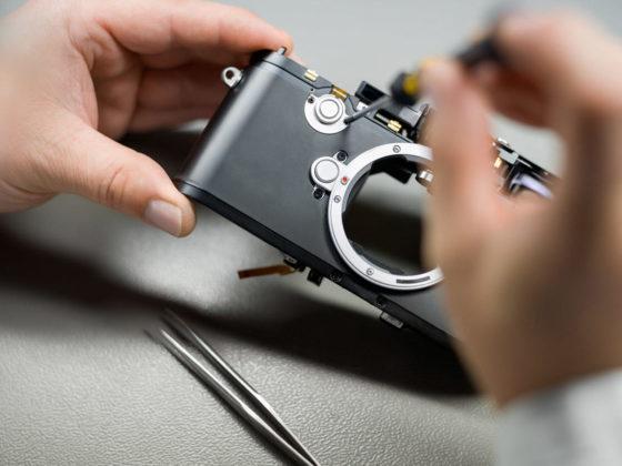 Leica M10 Production