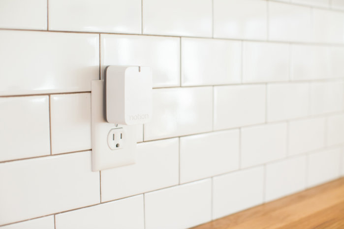 Notion Home Monitoring System
