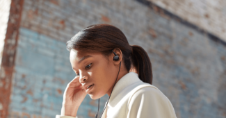 Shinola in-ear headphones