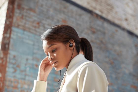 Shinola in-ear headphones