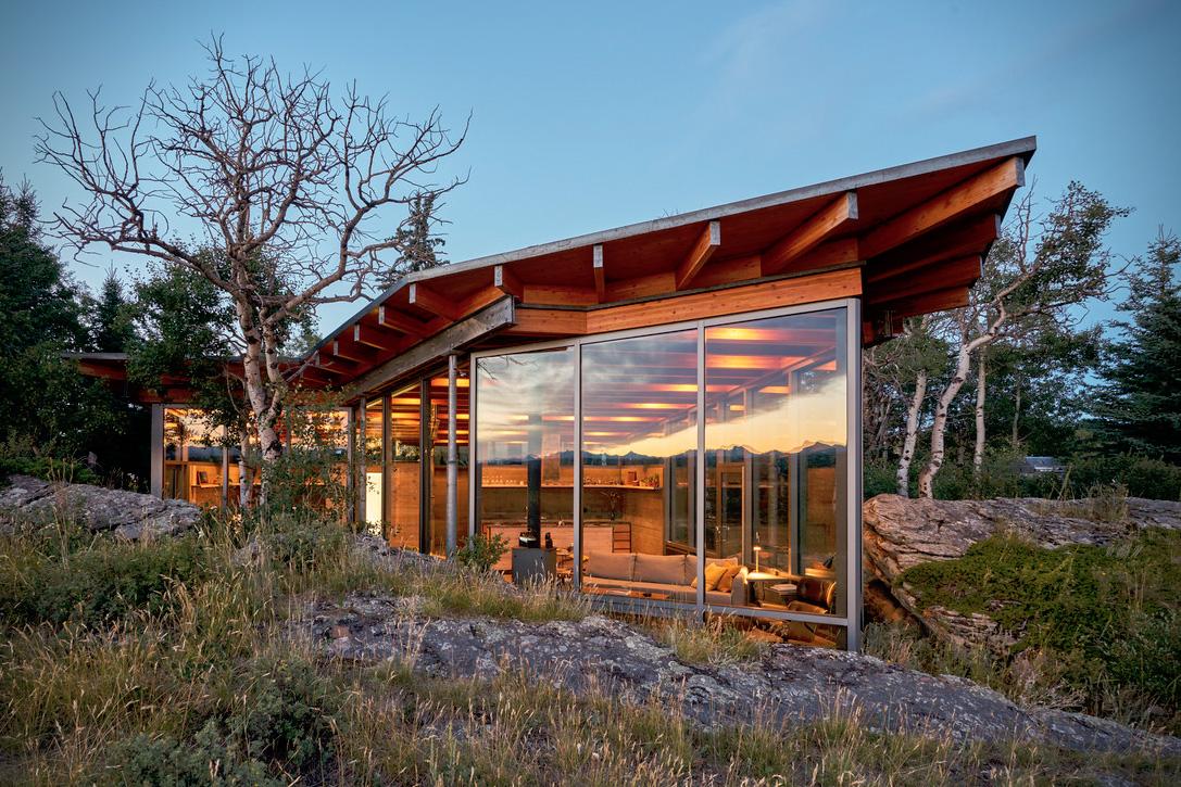 Carraig Ridge Rock House