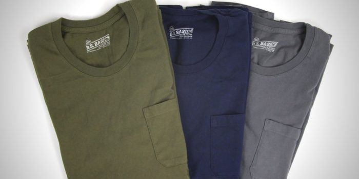 Berkeley Supply Pocket Tee