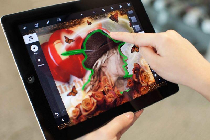 Adobe Photoshop iPad