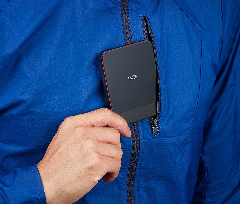 LaCie Portable SSD