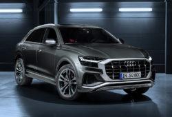 2020 Audi SQ8 SQ7