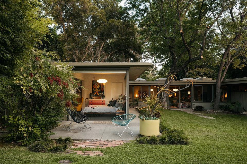 Wilkins Richard Neutra House