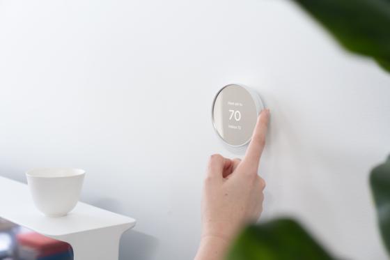 New Nest Thermostat
