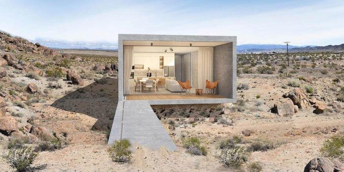 El Cemento Uno House