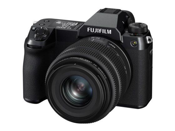 Fujifilm GFX50S II