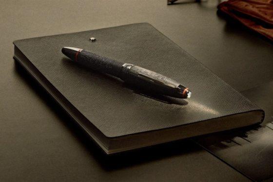 Pirelli Montblanc Rubberized Meisterstuck Pen