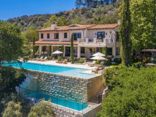 Justin Timberlake's L.A. Villa